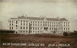 MULLINGAR NEW DIOCESAN COLLEGE 1907 - Irlanda