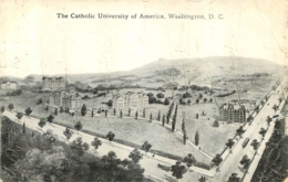 RARE WASHINGTON  THE  CATHOLIC UNIVERSITY OF AMERICA - Etats-Unis