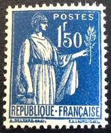 N° 288  NEUF ** SANS CHARNIÈRE ( LOT:134 ) - 1932-39 Paix