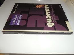 LOT EO QUINTETT TOMES 1/2/ TBE - Books, Magazines, Comics