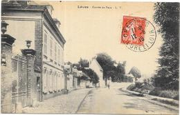 LEVES: ENTREE DU PAYS - Lèves