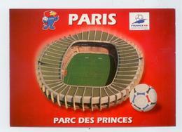 FOOTBALL COUPE DU MONDE FRANCE 98 STADE PARC DES PRINCES PARIS TBE - Football