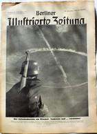 Berliner Illustrierte Zeitung 1941 Nr.45 Gefechtsbericht Am Himmel, Luftkampf - Revues & Journaux