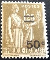N° 298  NEUF ** SANS CHARNIÈRE ( LOT:140 ) - 1932-39 Peace