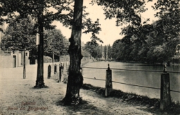 Detmold, Partie Am Burggraben, Um 1910 - Detmold