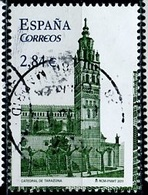 Espagne - Spain - Spanien 2011 Y&T N°4357 - Michel N°4652 (o) - 2,84€ Cathédrale De Taragone - 1931-Aujourd'hui: II. République - ....Juan Carlos I