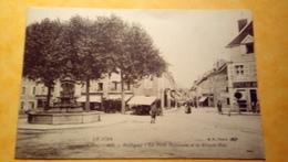 CPA Poligny - Poligny