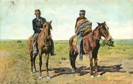 ARIZONA NAVARO HORSEMEN 1903 INDIENS - Etats-Unis