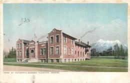 RARE FLAGSTAFF ARIZONA ST ANTHONY'S ACADEMY 1912 - Autres