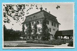 Schloss Wolfsberg Ob Ermatingen 1939 - TG Thurgovie