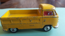 Corgi, Volkswagen T 1,  Pick-up, Scale 1/43 ?, Lenght: 9 Cm - Corgi Toys