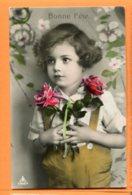 MOL571, Petite Fille, 6868, Circulée 1933 - Fêtes - Voeux