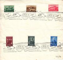 Hongrie - Document De 1930 - Oblit Spéciale Debrecen - Université - Professeurs - Hongrie