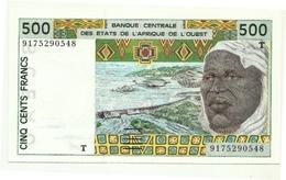 Togo - 500 Francs 1991 - Togo