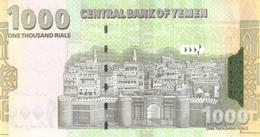 YEMEN ARAB P. 33b 1000 R 2006 UNC - Yemen