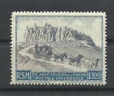 SAN MARINO YVERT 342  MNH  ** - San Marino