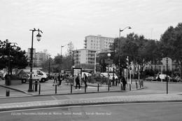 """Métro (94)-Station """"Saint-Mandé""""- (Edition à Tirage Limité) - Métro"""