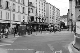 """Métro (75)-Station """"Jourdain""""- (Edition à Tirage Limité) - Métro"""