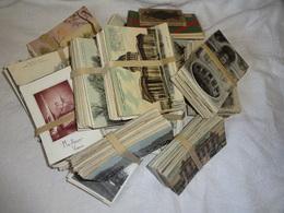GROS LOT DE 1500 CPA DONT 1400 SUR PARIS PARIS ET AUTRES.CIRCULEES ET NON - Cartes Postales