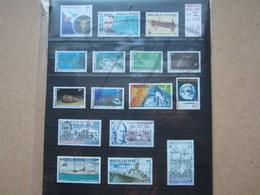 VEND BEAUX TIMBRES DE WALLIS ET FUTUNA , ANNEE 1981 + P.A. , XX !!! - Full Years