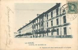 LA CORUNA - Cuartel De Alfonso XII. - La Coruña