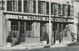 CP - France - (03) Allier - Lapalisse - Hôtel De La Truite Gourmande - Lapalisse