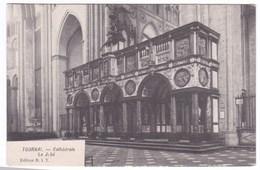 Tournai Cpa Cathédralen, Le Jubé - Tournai