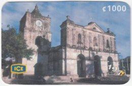 COSTA RICA A-199 Prepaid ICE - Religion, Church - Used - Costa Rica