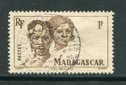 MADAGASCAR- Y&T N°306- Oblitéré - Oblitérés