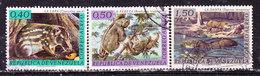 Venezuela 1963-Posta Aerea Animali Selvaggi  -Serie Non   Completa Usata - Venezuela