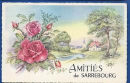 SARREBOURG   AMITIES - Sarrebourg