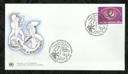 NATIONS-UNIES . FDC . SOURCES D'ENERGIE NOUVELLES ET RENOUVELABLES . 29 MAI 1981  . WIEN . - FDC