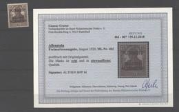Allenstein,4bI,xx,Befund Gruber - Deutschland