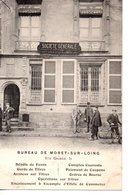 Seine Et Marne : Moret Sur Loing  : Banque : Socièté Générale - Moret Sur Loing