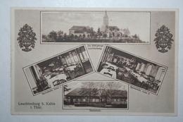 Allemagne - Leuchtenburg - Kahia - Thur - Jena
