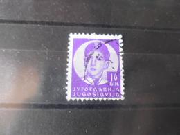 YOUGOSLAVIE YVERT N° 286 - 1931-1941 Royaume De Yougoslavie