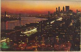 New York City - Cpsm / New York City By Night. - New York City