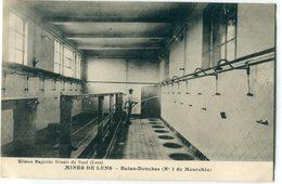 62 - Mines De Lens : Bains Douches ( N° 1 De Meurchin ) - Lens