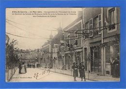 72 SARTHE - CONLIE 11 Mai 1913, Inauguration Du Monument Du Camp.....(voir Descriptif) - Conlie