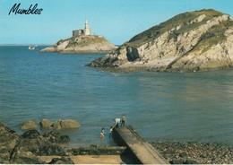 CP - MUMBLES  - Non Ecrite - - Pays De Galles