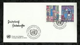 NATIONS-UNIES . FDC . 09 DECEMBRE 1983  . WIEN . - FDC