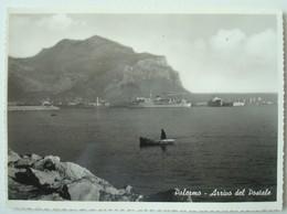 Palermo. - Arrivo Del Postale. - Ca. 1958. - Commerce