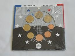 Coffret BU - Série Officielle Et Complète Des Euros 2013 - Monnaie De Paris   **** EN ACHAT IMMEDIAT **** - France