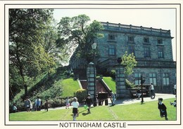 CP - Nottingham Castle  - Non Ecrite - - Nottingham
