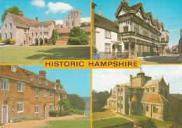 CP - Historic Hampshire  - Non Ecrite - - Autres