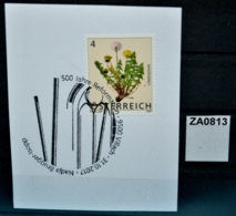 ZA0813 500J Reformation, Ecclesia Semper Reformanda, 9500 Villach AT 31.10.2017 - Poststempel - Freistempel