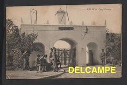 DF / MILITARIA / CASERNES / RABAT (MAROC) - CAMP GARNIER / ANIMÉE / 1919 - Barracks