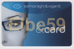 Italia, Ottica Salmoiraghi&Viganò, &card, Carta Fedeltà Non Firmata - Gift Cards