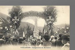 VUILLAFANS - Francia