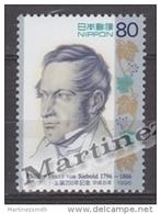 Japan - Japon 1996 Yvert 2244, Bicentenary Birth Of Philipp Franz Von Siebold, Medicine - MNH - 1989-... Imperatore Akihito (Periodo Heisei)
